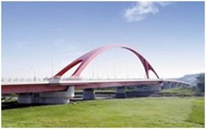 アーチ橋 アーチ橋写真:株式会社IHIインフラシステム アーチを主桁とした橋梁を... 社会資本